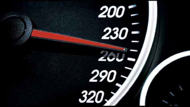 Atenție, șoferi! Cum va fi limitată viteza, potrivit unui proiect de lege la nivel european
