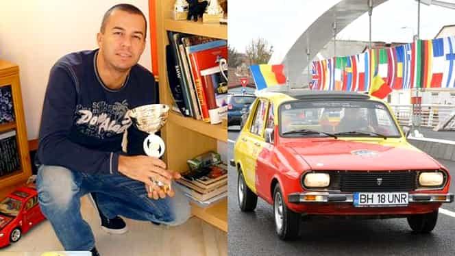 """Un etnic maghiar și-a vopsit mașina în tricolor: """"România trebuie respectată şi iubită"""""""