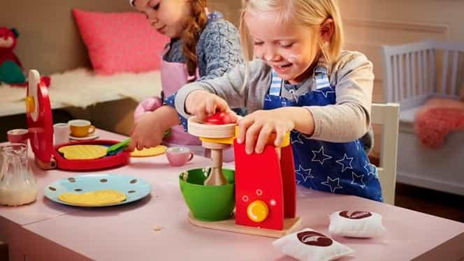 Bucătărie pentru copii de la LIDL: oferta care a isterizat România