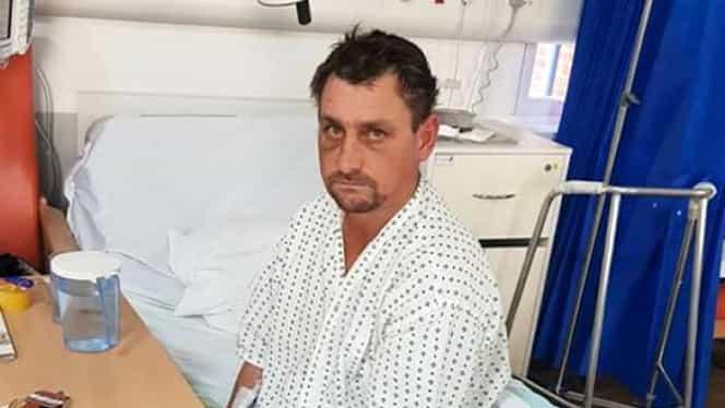 Un vasluian găsit beat şi bătut în Londra nu ştie cum a ajuns în Marea Britanie!