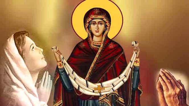 Calendar ortodox 1 octombrie: Acoperământul Maicii Domnului. 7 lucruri pe care nu e bine să le faci în această zi