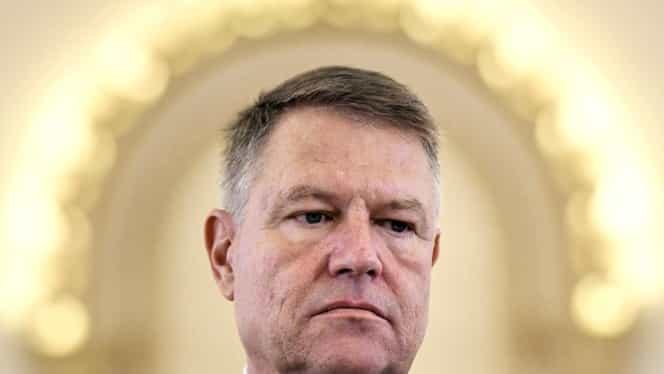 Salariul lui Klaus Iohannis a fost înghețat! Reacția fermă a președintelui