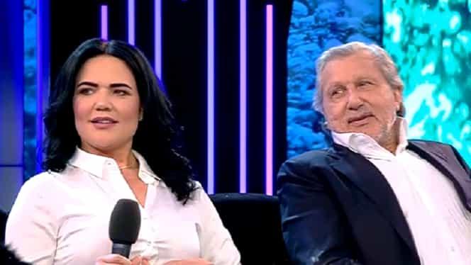 Cum își alintă Ilie Năstase iubita! I-a cumpărat un cadou pompos și i-a făcut o declarație de dragoste în public