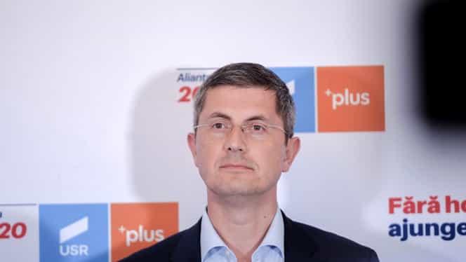 """Dan Barna, pas alianței împotriva Gabrielei Firea! """"Nu vom avea candidat unic"""""""