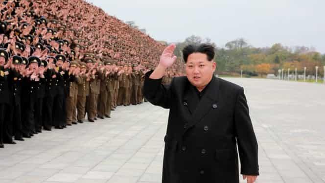 Kim Jong-Un se pregăteşte de război! Şi-a mutat armata la graniţe!