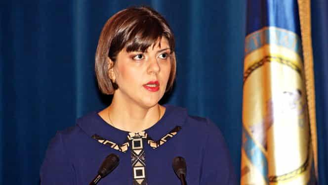Veste uriașă pentru Laura Codruța Kovesi. S-a decis! Șefii europeni și-au dat acordul pentru această dată!