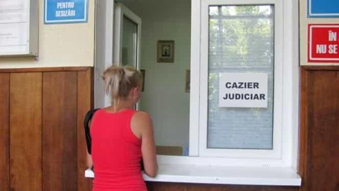 Defecțiune majoră la cazierul judiciar! Sistemul este la pământ!