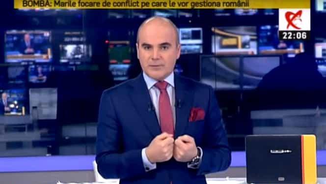 """Rareș Bogdan a răbufnit în direct, la Realitatea TV: """"Vor să mă aresteze"""""""