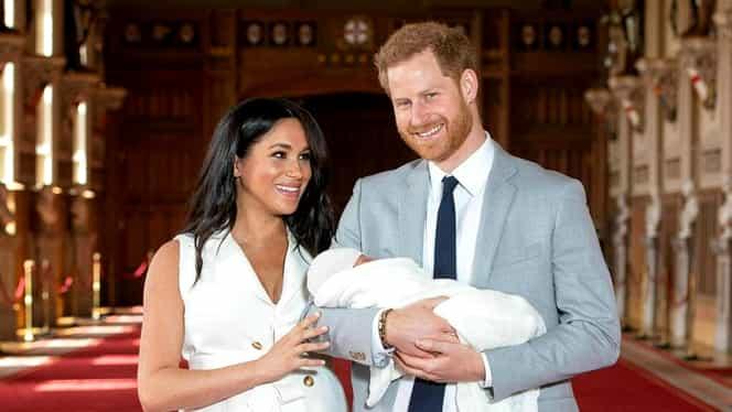 De ce nu vor prințul Harry și Meghan Markle ca fața copilului lor să apară în fotografii