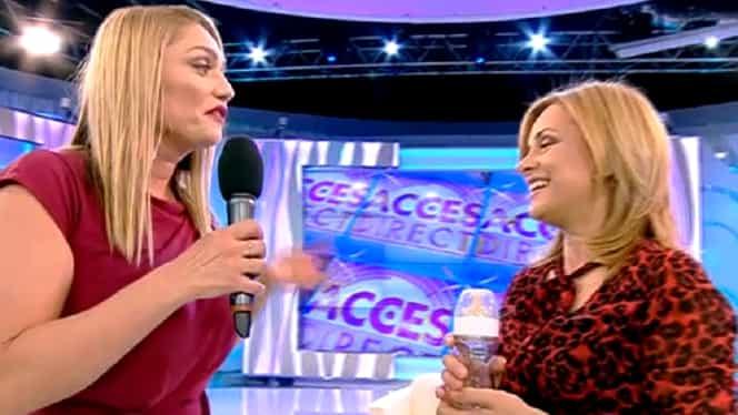 Cristina Cioran este noua moderatoare de la Acces Direct. Simona Gherghe a prezentat-o în direct la Antena 1