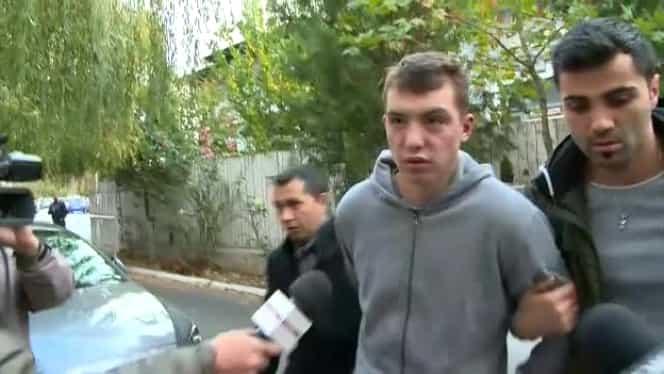 Marius Parfene, atacatorul din Brăila, a primit o pedeapsă record pentru tentativă de omor