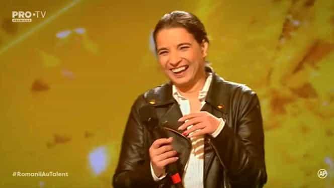 Ana Maria Pantaze, croitoreasa care a primit Golden Buzz la Românii au Talent 2019, de la Pro TV