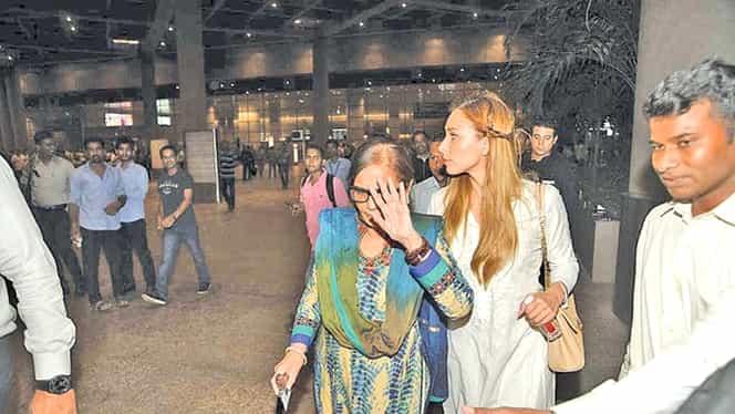 Iulia Vântur şi Salman Khan s-au căsătorit deja? Gestul care trădează totul