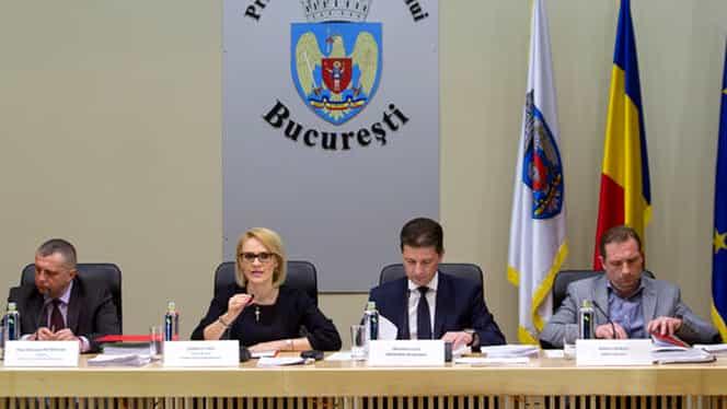 Gabriela Firea, despre problemele de la RADET din Bucureşti! Pe cine dă vina primarul general al Capitalei