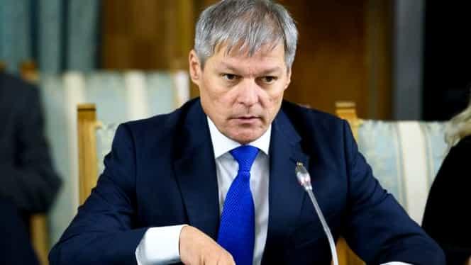 Dacian Cioloș și-a lansat candidatura și Partidul Libertății Unității și Solidarității-PLUS
