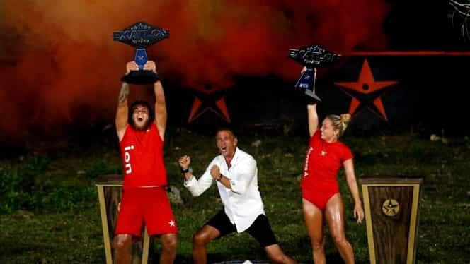 Cum au reacționat fanii Exatlon România după ce Andreea Arșine și Ion Surdu au câștigat finala sezonului 3