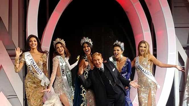 Miss Venezuela are măsuri perfecte şi arată fabulos! Are şanse să devină Miss Universe?