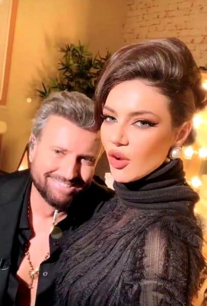 """Cătălin Botezatu și Cristina Ich, sărut pasional la Bravo, ai stil! """"Vreau să facem 3 copii!"""""""