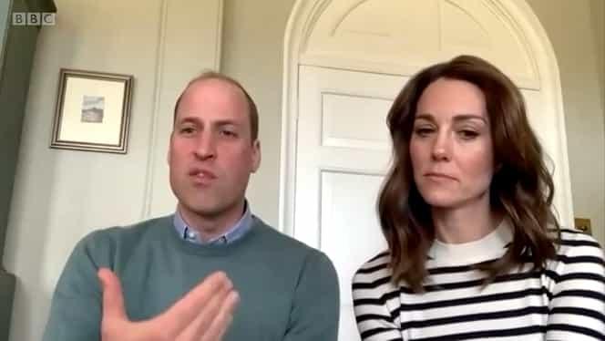 Prințul William nu mai poartă verigheta și nu are legătură cu măsurile de protecție sanitară