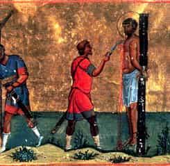 Calendar ortodox, 19 septembrie: pomenirea sfinților mucenici Trofim și Savatie