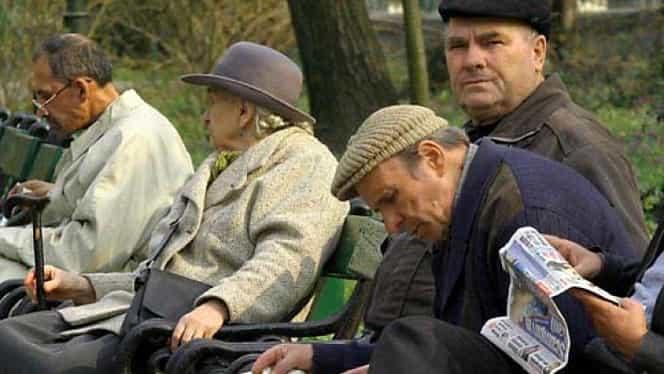 Câți pensionari trăiesc în București! Studiu de ultimă oră. Numărul este uriaș!