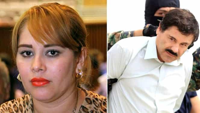 Cine este amanta lui El Chapo! Soția a râs de ea la proces. GALERIE FOTO