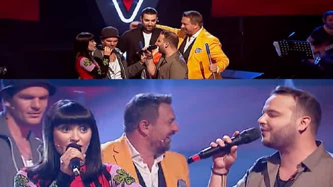 Vocea României, 4 octombrie. Cele mai tari momente din show-ul de la Pro TV. Concurenta care l-a şocat pe Smiley