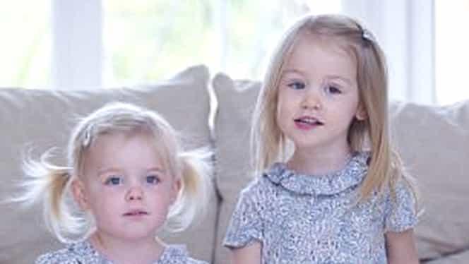 Amanda a născut gemene, dar medicii i-au spus că una dintre fetiţele ei e pe moarte! Ce a urmat e de-a dreptul un miracol