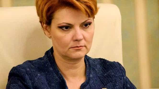 """Lia Olguța Vasilescu, serie de ironii la adresa guvernului Ludovic Orban! """"Au plagiat din programul nostru de guvernare. Erau în pană de idei"""""""
