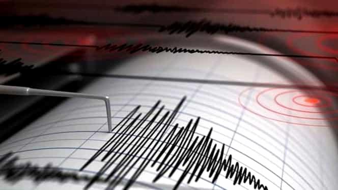 ALERTĂ! Cutremur în România! Seismul a avut loc în Vrancea