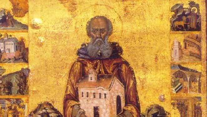 Calendar ortodox pentru joi, 5 decembrie 2019. Sunt pomeniți Sfântul Sava și Sfântul Nectarie