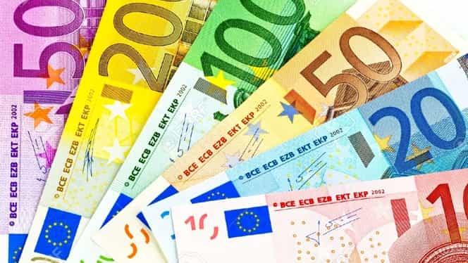Leul, în cădere liberă! BNR a cotat moneda europeană la 4,6390 lei
