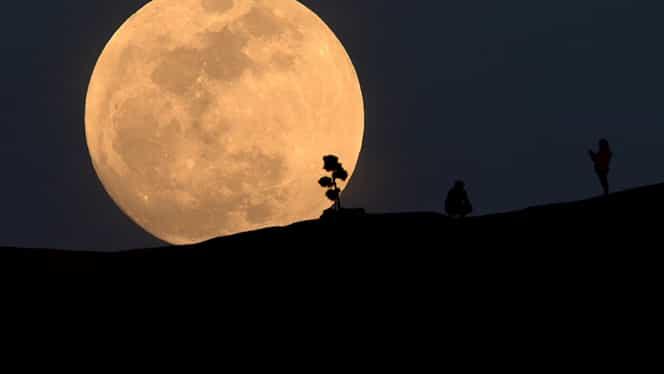 Super Lună în zodia Fecioară pe 9 martie. Viețile a trei zodii sunt date peste cap