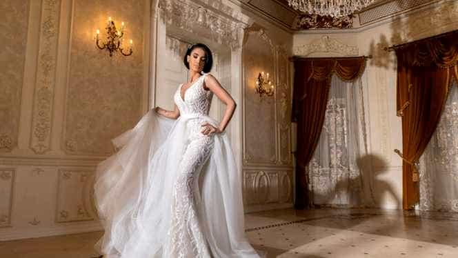 Adelina Pestriţu, dezvăluiri despre nunta cu Virgil Steblea! Ce rochii şi-a ales