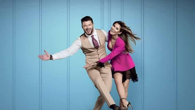Victor Slav prezintă o nouă emisiune la Kanal D. Fostul soț al Biancăi Drăgușanu are o coprezentatoare celebră