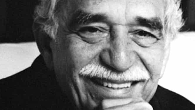 Citatul zilei de 20 octombrie 2019. Gabriel Garcia Marquez ne învață să ne păstrăm încrederea în noi