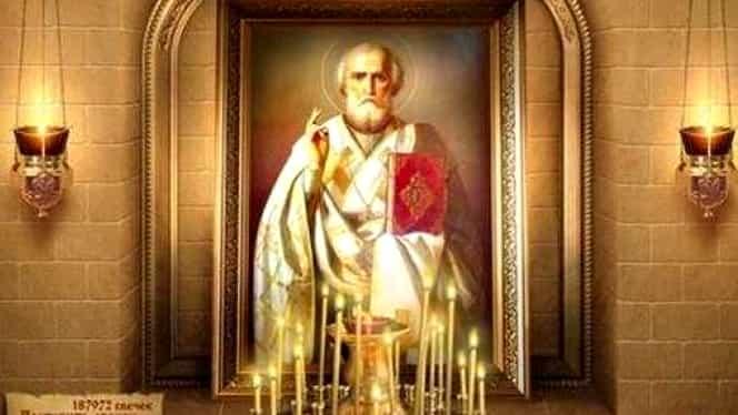 Ce minuni documentate a făcut Sfântul Nicolae. Multe sunt puțin cunoscute! VIDEO