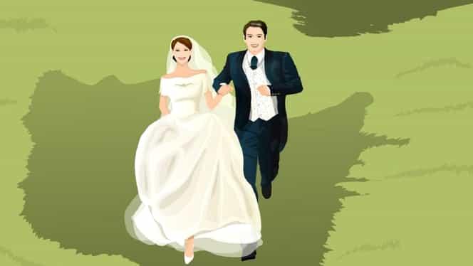 Ce șanse ai să te căsătorești în 2020, în funcție de zodie. An bun pentru Tauri și Gemeni