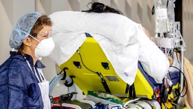"""Un cadru medical de la spitalul din Suceava își strigă disperarea: """"Vom muri pe capete. Va fi ca în Italia"""""""