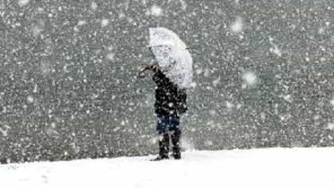 Prognoza meteo luni, 28 ianuarie! Vremea în București, Iași, Constanța, Brașov sau Cluj: precipitații slabe
