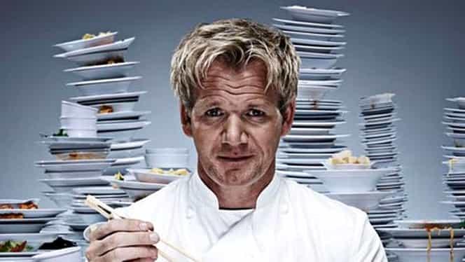 Ce nu ar mânca Gordon Ramsay sub nicio formă! 10 lucruri pe care nu le ştiai despre celebrul chef!