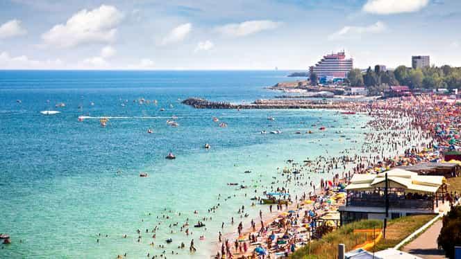 Cum va fi vremea la mare în weekendul 14-15 iulie!