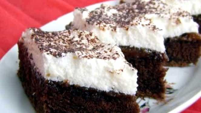 Rețeta zilei. Cum să prepari prăjitura Hilda