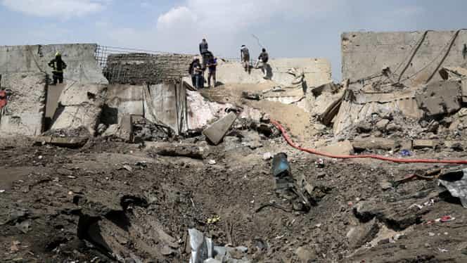 Un atacator sinucigaș s-a aruncat în aer la intrarea într-o academie militară din Kabul! Cel puțin cinci persoane au fost ucise în urma atentatului sinucigaș