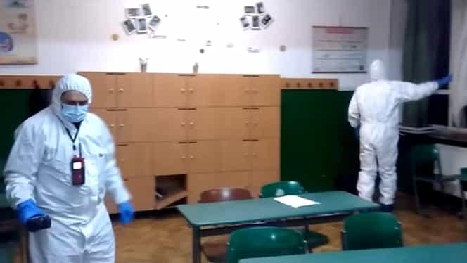 Alți 21 de elevi ai Liceului German din Arad, intoxicați după dezinsecție. Autoritățile sunt în alertă