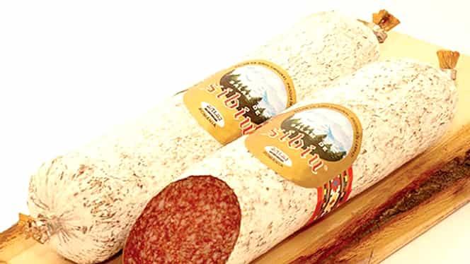 Produs tradițional românesc, produs cu carne importată! Ce a ajuns salamul de Sibiu