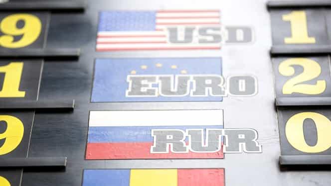 Curs valutar BNR azi, 1 septembrie 2018. Euro are parte de o creștere!