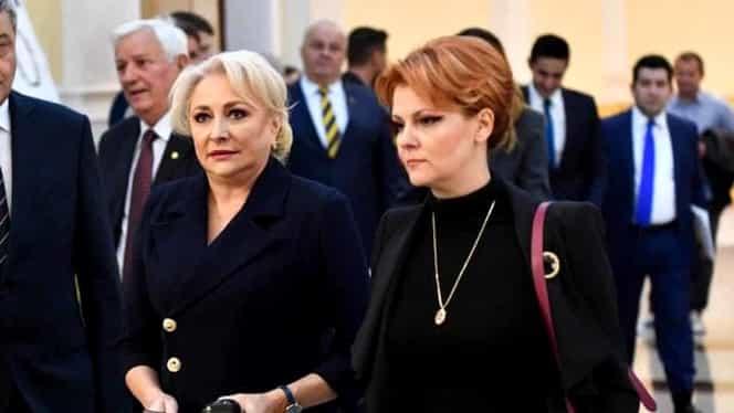 """Lia Olguța Vasilescu, șefa campaniei electorale pentru Viorica Dăncilă! """"Vom intra în turul 2 și vom câștiga"""""""