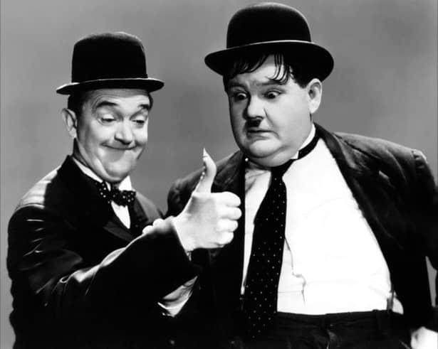 Stan și Bran din nou pe ecran! Filmul despre viața celor mai comici actori apare în ianuarie
