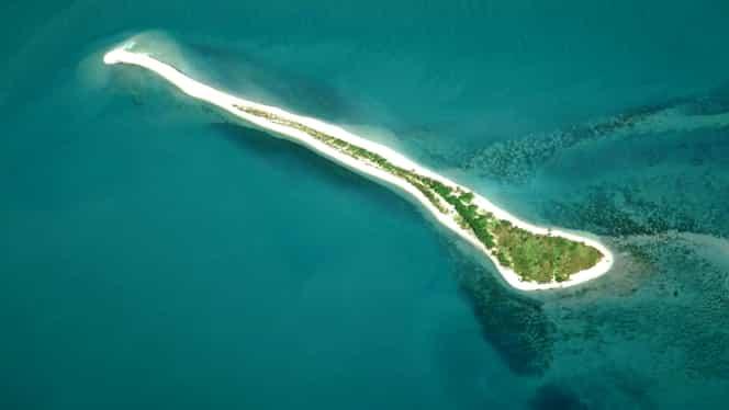 Cum se încearcă salvarea unei insule de la înec. Cercetătorii au început demersurile pentru salvarea insulei Vaan, aflată între Sri Lanka și India